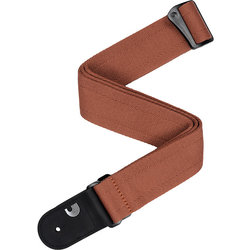 Planet Waves Eco Comfort Guitar Strap - Red