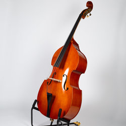 Stratus by Eastman SVB83GC-O Double Bass Outfit - 1/2