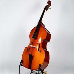 Stratus by Eastman SVB93GC-O Double Bass Outfit - 1/2