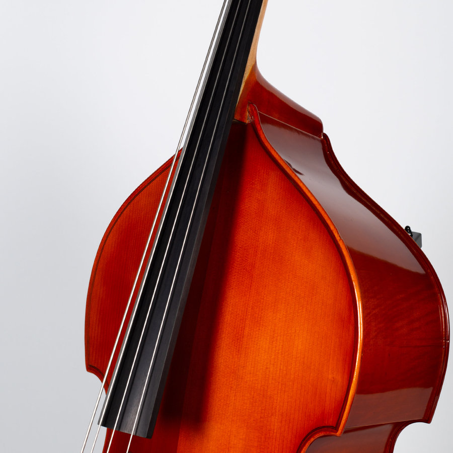 View larger image of Stratus by Eastman SVB93GD-O Double Bass Outfit - 1/4