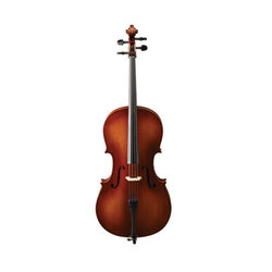 Stratus by Eastman SVC83 Cello Outfit - 4/4, Bag