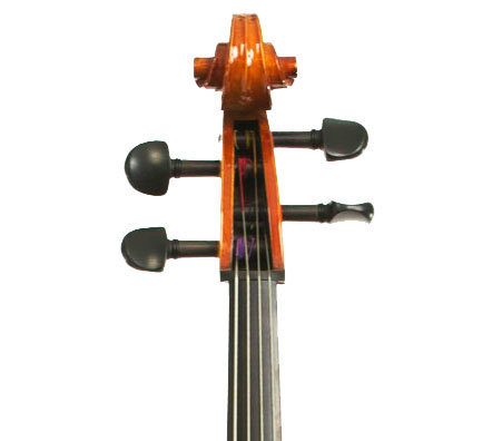 View larger image of Stratus by Eastman SVC93 Cello Outfit - 1/2, Deluxe Bag