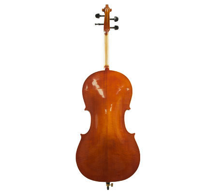 View larger image of Stratus by Eastman SVC93 Cello Outfit - 4/4, Deluxe Bag
