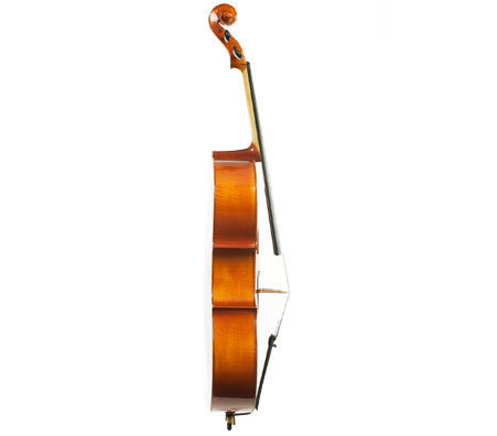 View larger image of Stratus by Eastman SVC93 Cello Outfit - 4/4, Wheeled Case