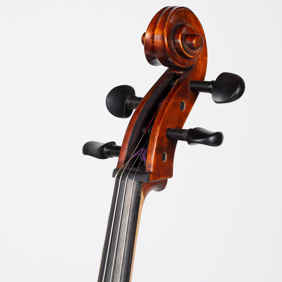 View larger image of Stratus by Eastman SVC98 Cello Outfit - 4/4, Deluxe Bag