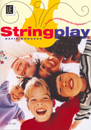 View larger image of String Play for Beginners