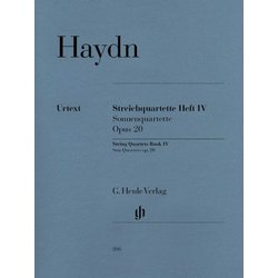String Quartets, Vol.IV, Op.20 (Sun Quartets/Haydn)