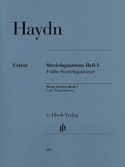 View larger image of String Quartets - Volume 1 (Early String Quartets/Haydn)