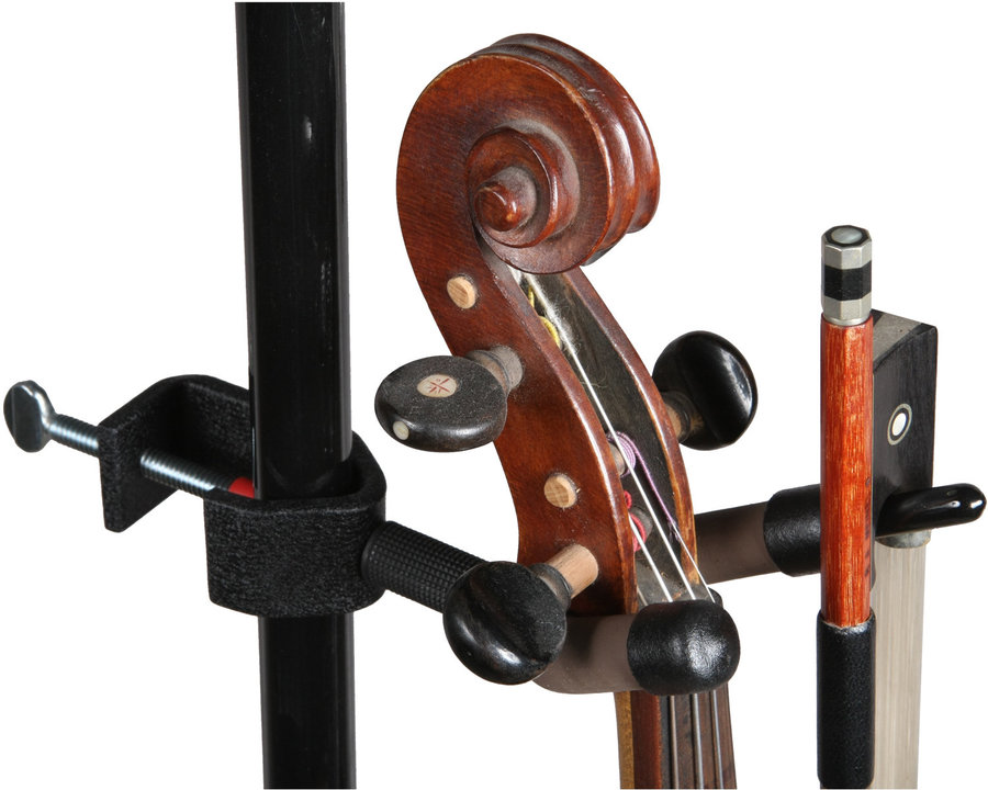 View larger image of String Swing Mic / Music Stand Violin Hanger