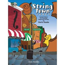 String Town Tunes - Violin