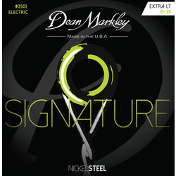 Dean Markley Electric Strings - Extra Light, 8-38