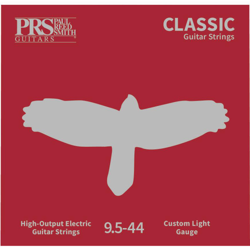 View larger image of PRS Classic Electric Guitar Strings - Custom Light, 9-1/2-44