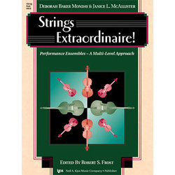 Strings Extraordinaire - Double Bass
