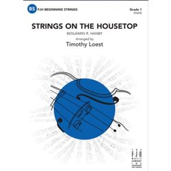 Strings on the Housetop - Score & Parts, Grade 1
