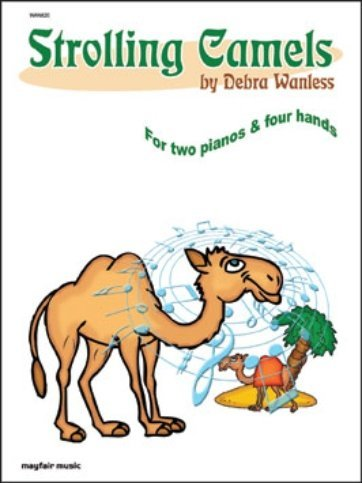 View larger image of Strolling Camels - Piano Duet (2P4H)