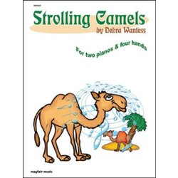 Strolling Camels - Piano Duet (2P4H)