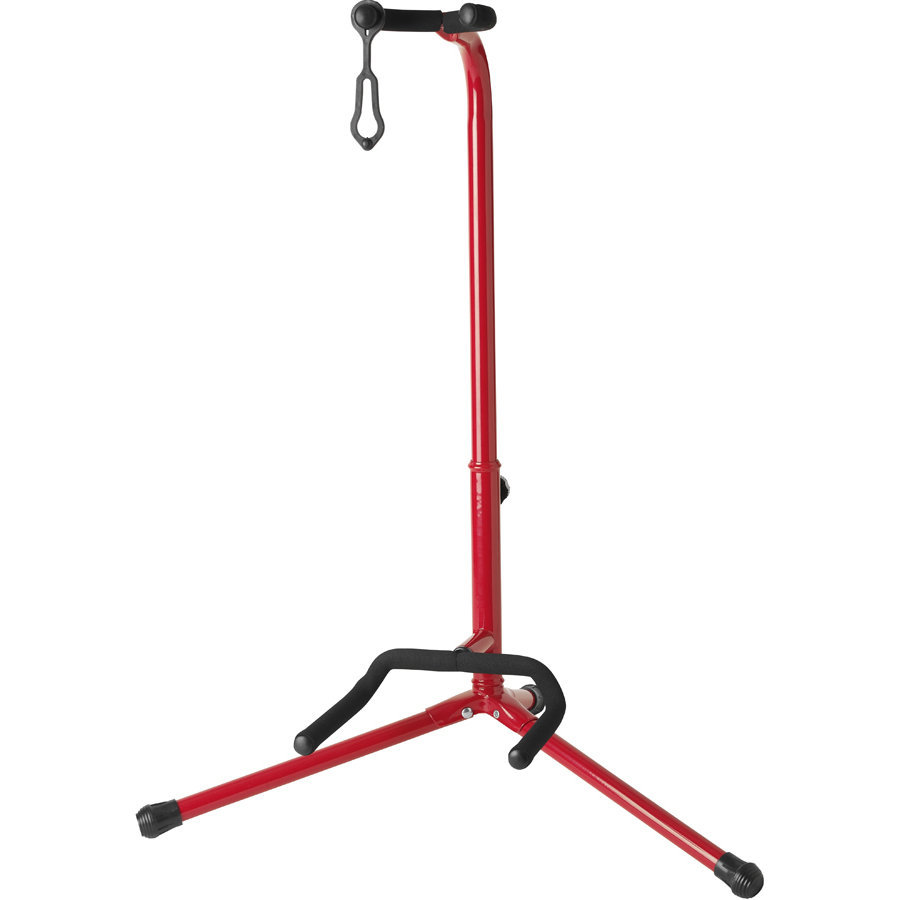 View larger image of Strukture Deluxe Guitar Stand - Gloss Red