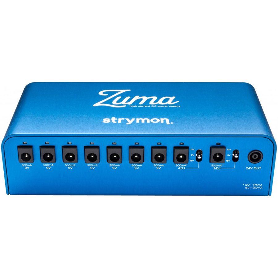 View larger image of Strymon Zuma High Current DC Power Supply