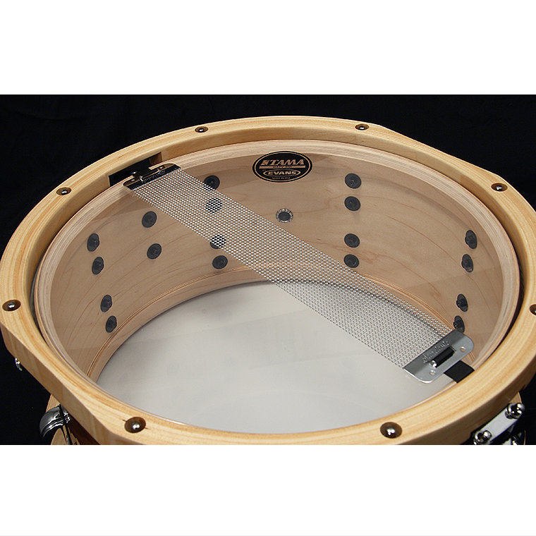 View larger image of Studio Maple Snare Drum - 6.5x14, Sienna