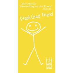 Succeeding at the Piano - Level 2B - Flash Card Friend