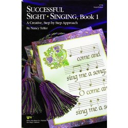 Successful Sight Singing Book 1 - Student