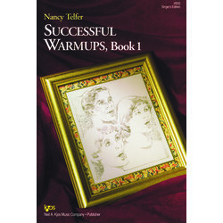 Successful Warm Ups Book 1 - Singer's Edition