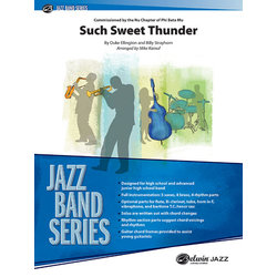 Such Sweet Thunder - Score & Parts, Grade 3.5