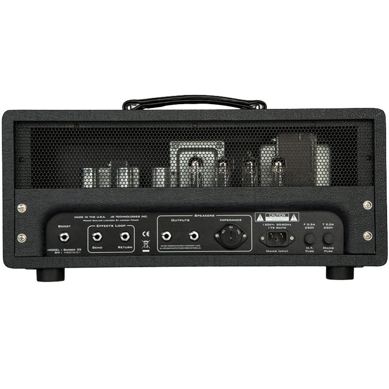 View larger image of Suhr Badger 18 Amp Head