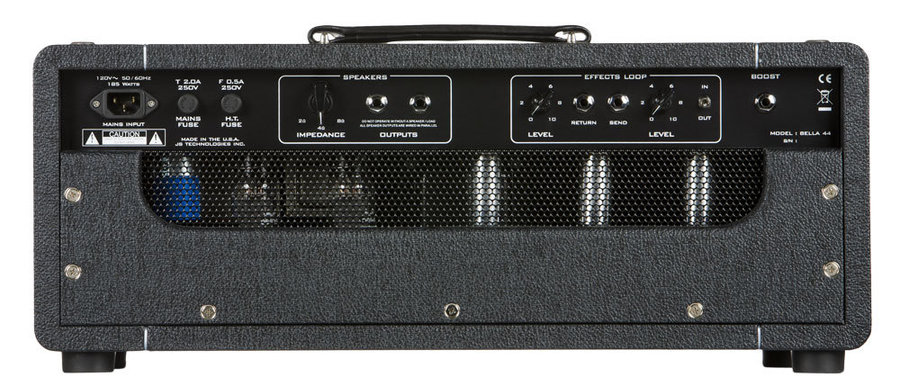 View larger image of Suhr Bella Guitar Amplifier Head