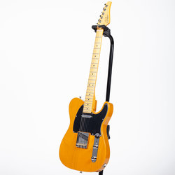 Suhr Classic T Electric Guitar - Trans Butterscotch