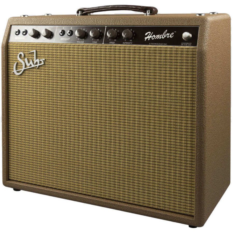 View larger image of Suhr Hombre Tube Combo Amp