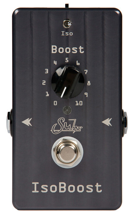 View larger image of Suhr ISO Boost Guitar Pedal