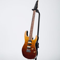Suhr Modern Plus Electric Guitar - Curly Maple, Desert Gradient