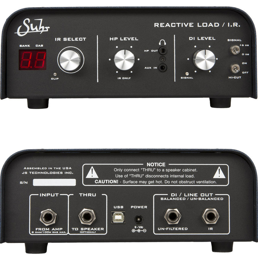 View larger image of Suhr Reactive Load IR