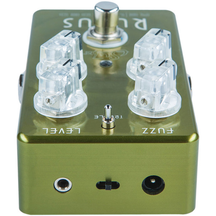 View larger image of Suhr Rufus Reloaded Fuzz Pedal