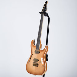 Suhr Standard Arch Top Electric Guitar - Mahogany, Natural Burst