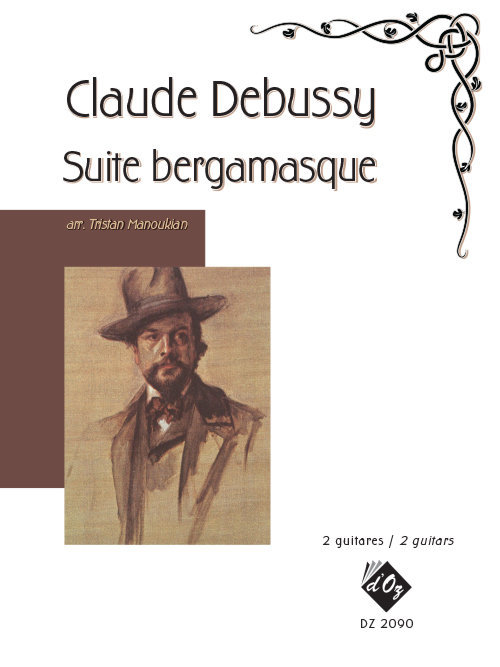 View larger image of Suite Bergamasque (Debussy - Guitar Duet