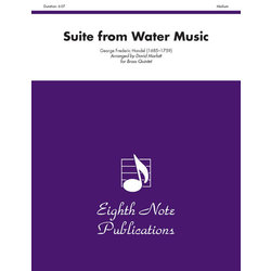 Suite from Water Music - (Brass Quintet)