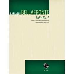 Suite No.1 (Bellafronte) - Guitar & Cello Duet