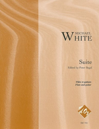 View larger image of Suite (White) - Guitar & Flute