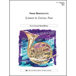 Summer In Central Park - Score & Parts, Grade 4