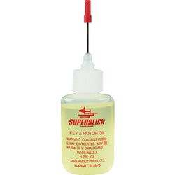 SuperSlick Key and Rotor Oil - 1/2 fl oz