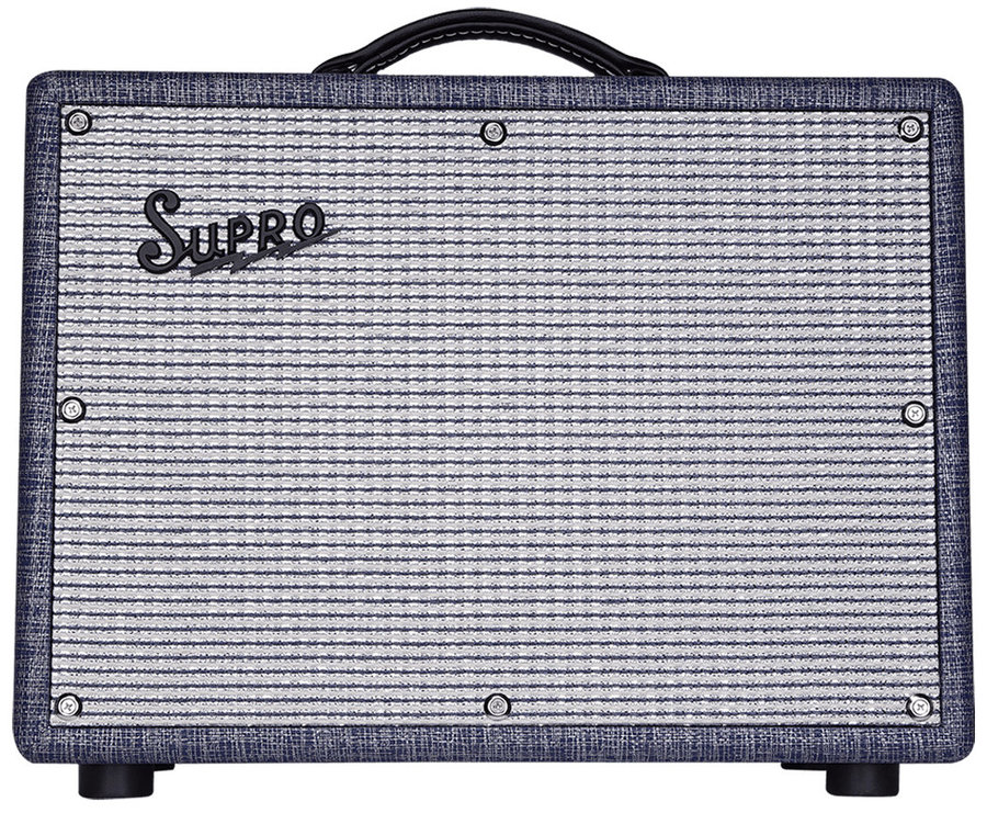 View larger image of Supro 1970RK Keeley Custom Guitar Combo Amplifier