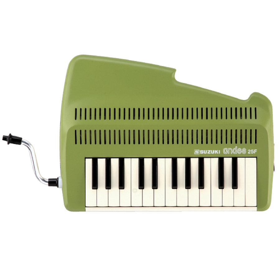 View larger image of Suzuki A-25F 25-Key Andes Recorder/Keyboard