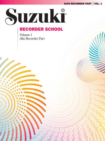 View larger image of Suzuki Recorder School (Alto Recorder) Recorder Part, Volume 1