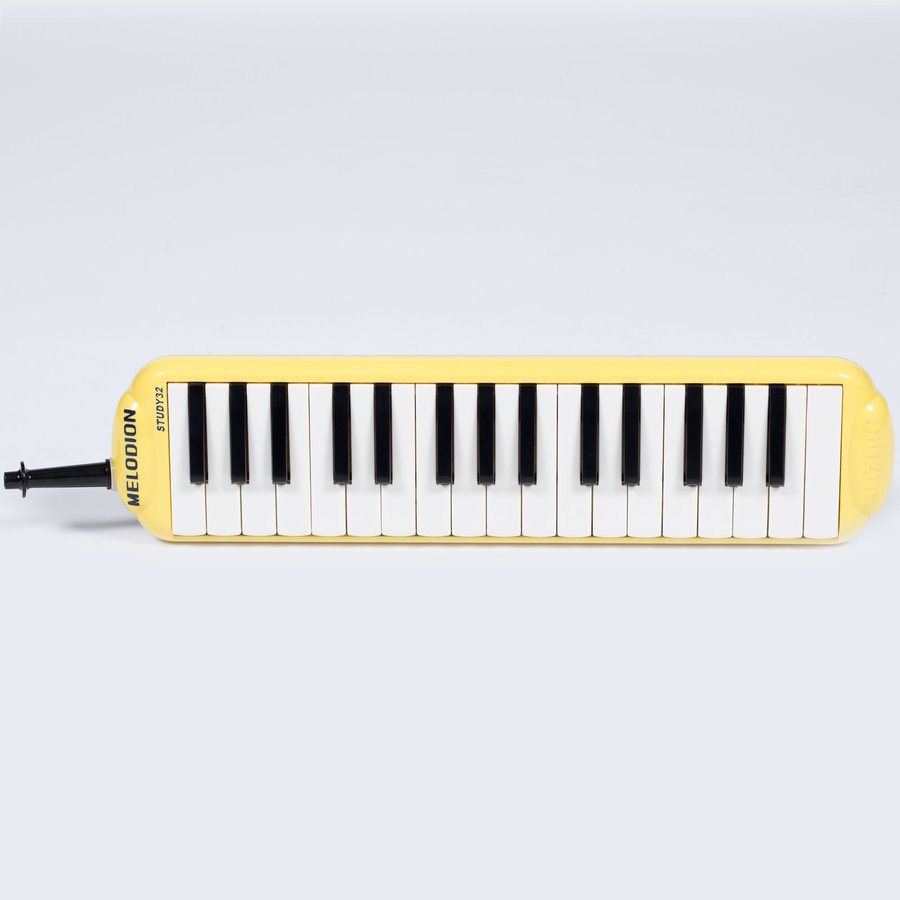 View larger image of Suzuki Study-32 Student Melodion - Yellow