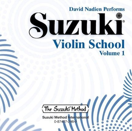 View larger image of Suzuki Violin School - Volume 1 - Performance/Accompaniment CD