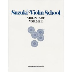 Suzuki Violin School, Volume 2 (International Edition)