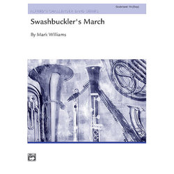 Swashbuckler's March - Score & Parts, Grade 1.5