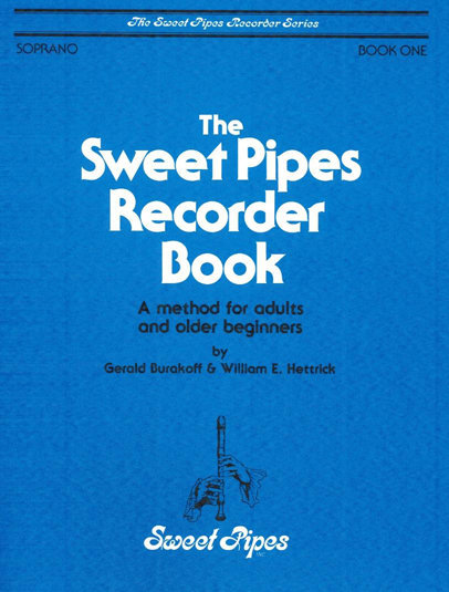 View larger image of Sweet Pipes Recorder Book 1 - Soprano